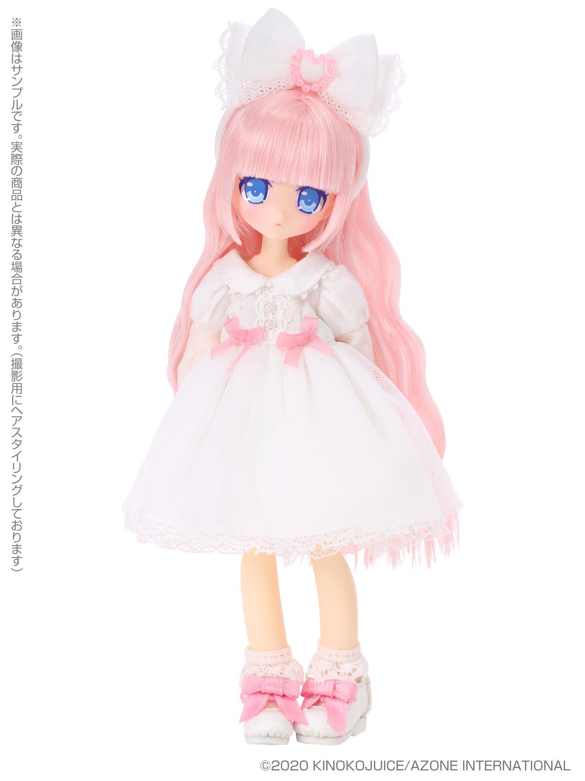 キノコジュース×Lil'Fairy『Twinkle☆Candy Girls/リプー』1/12 完成品ドール-002