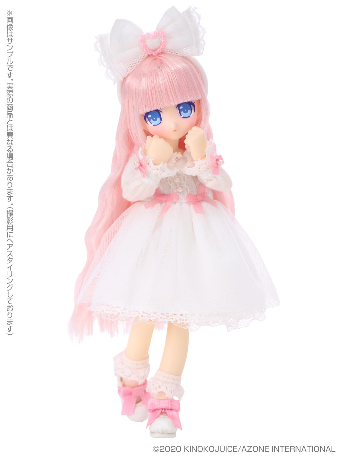 キノコジュース×Lil'Fairy『Twinkle☆Candy Girls/リプー』1/12 完成品ドール-004