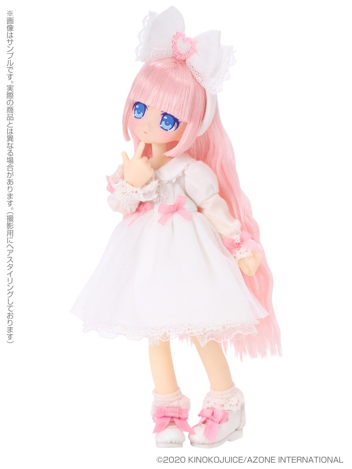 キノコジュース×Lil'Fairy『Twinkle☆Candy Girls/リプー』1/12 完成品ドール-005