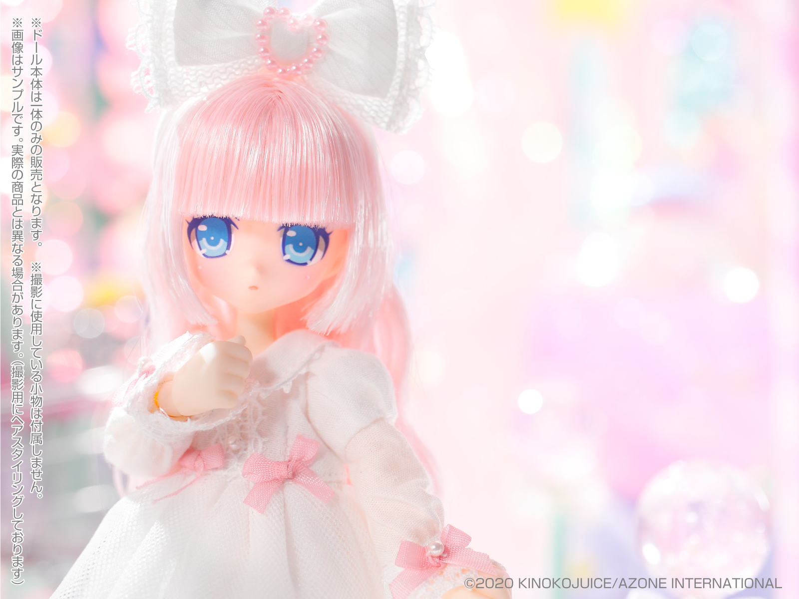 キノコジュース×Lil'Fairy『Twinkle☆Candy Girls/リプー』1/12 完成品ドール-007