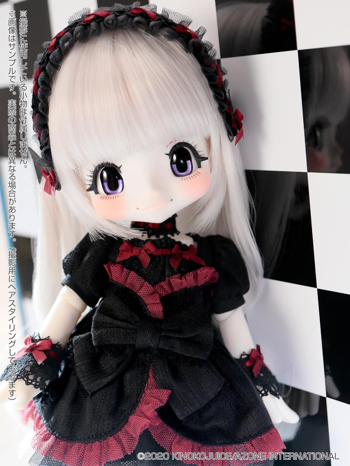KIKIPOP! URAHARA ・ MY HEART『てんしちゃん』キキポップ!完成品ドール-018