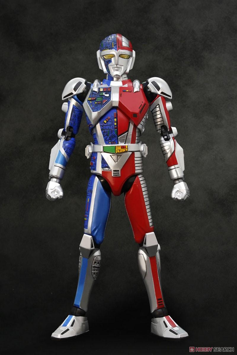 HAF(ヒーローアクションフィギュア)『メタルダー』可動フィギュア-002
