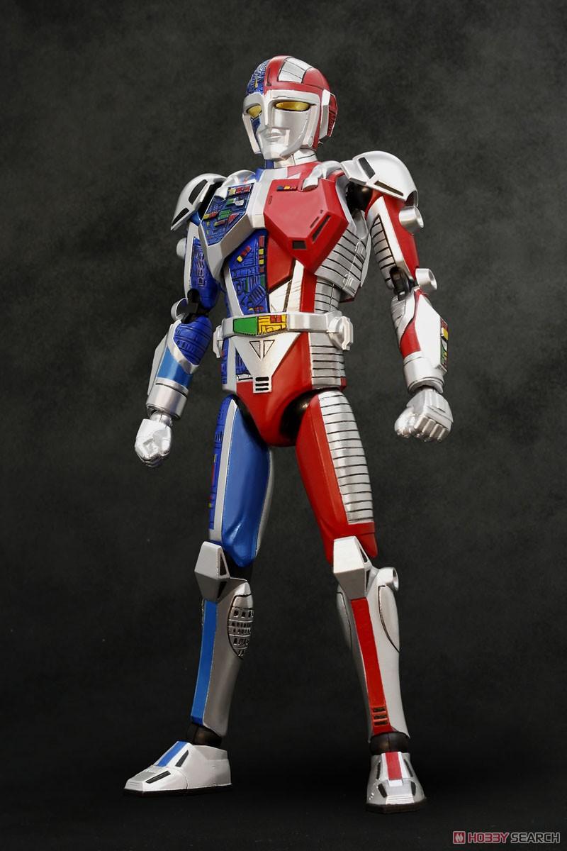 HAF(ヒーローアクションフィギュア)『メタルダー』可動フィギュア-003