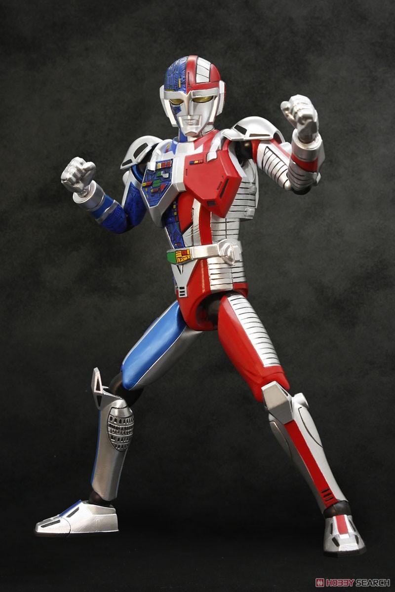 HAF(ヒーローアクションフィギュア)『メタルダー』可動フィギュア-004