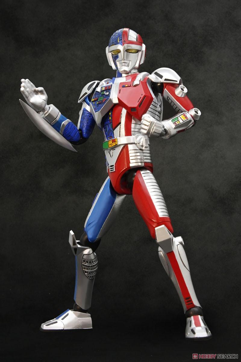 HAF(ヒーローアクションフィギュア)『メタルダー』可動フィギュア-006