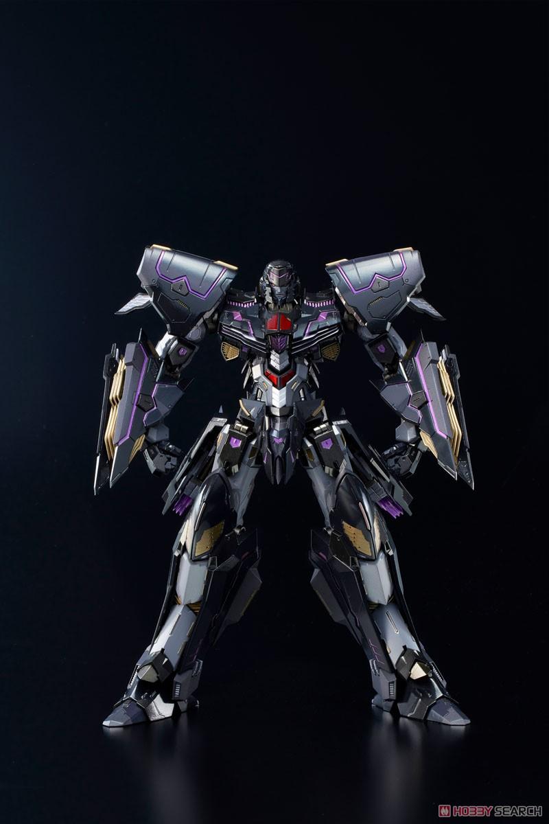 鉄機巧『メガトロン 通常版』トランスフォーマー 可動フィギュア-001