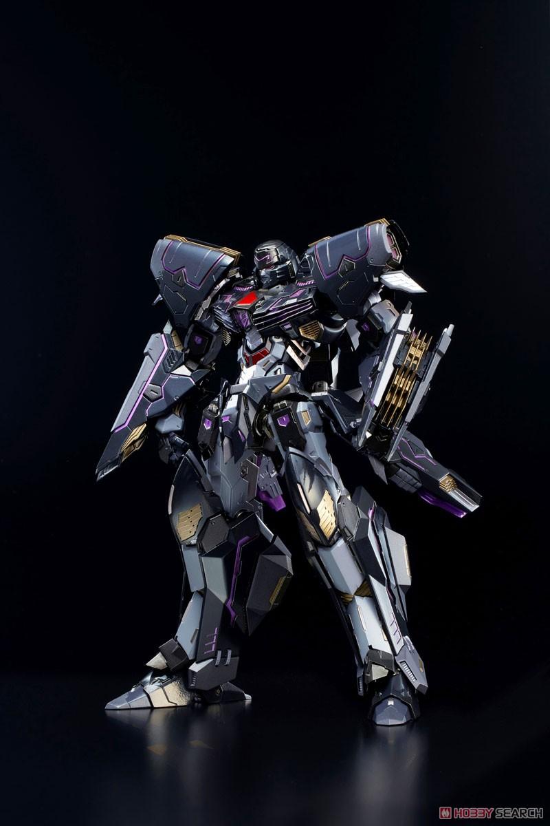 鉄機巧『メガトロン 通常版』トランスフォーマー 可動フィギュア-002