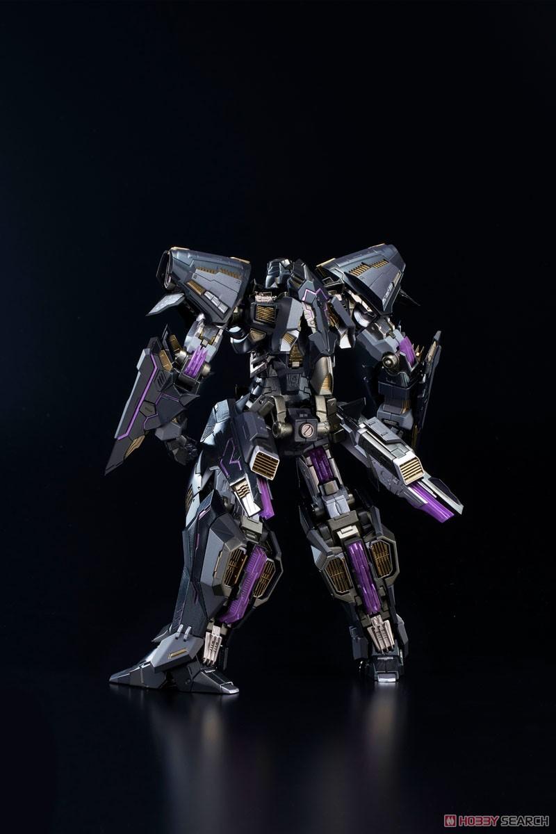 鉄機巧『メガトロン 通常版』トランスフォーマー 可動フィギュア-003