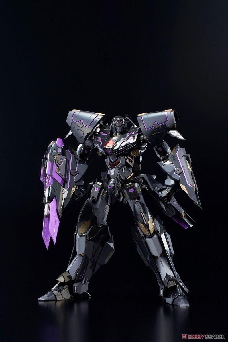 鉄機巧『メガトロン 通常版』トランスフォーマー 可動フィギュア-004