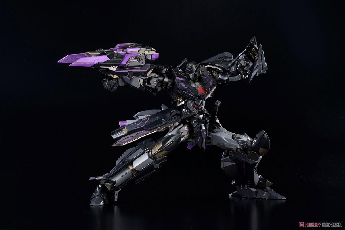 鉄機巧『メガトロン 通常版』トランスフォーマー 可動フィギュア-005