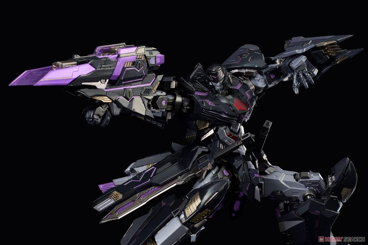 鉄機巧『メガトロン 通常版』トランスフォーマー 可動フィギュア-006
