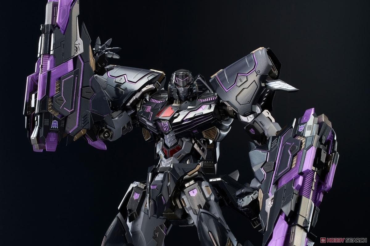 鉄機巧『メガトロン 通常版』トランスフォーマー 可動フィギュア-008