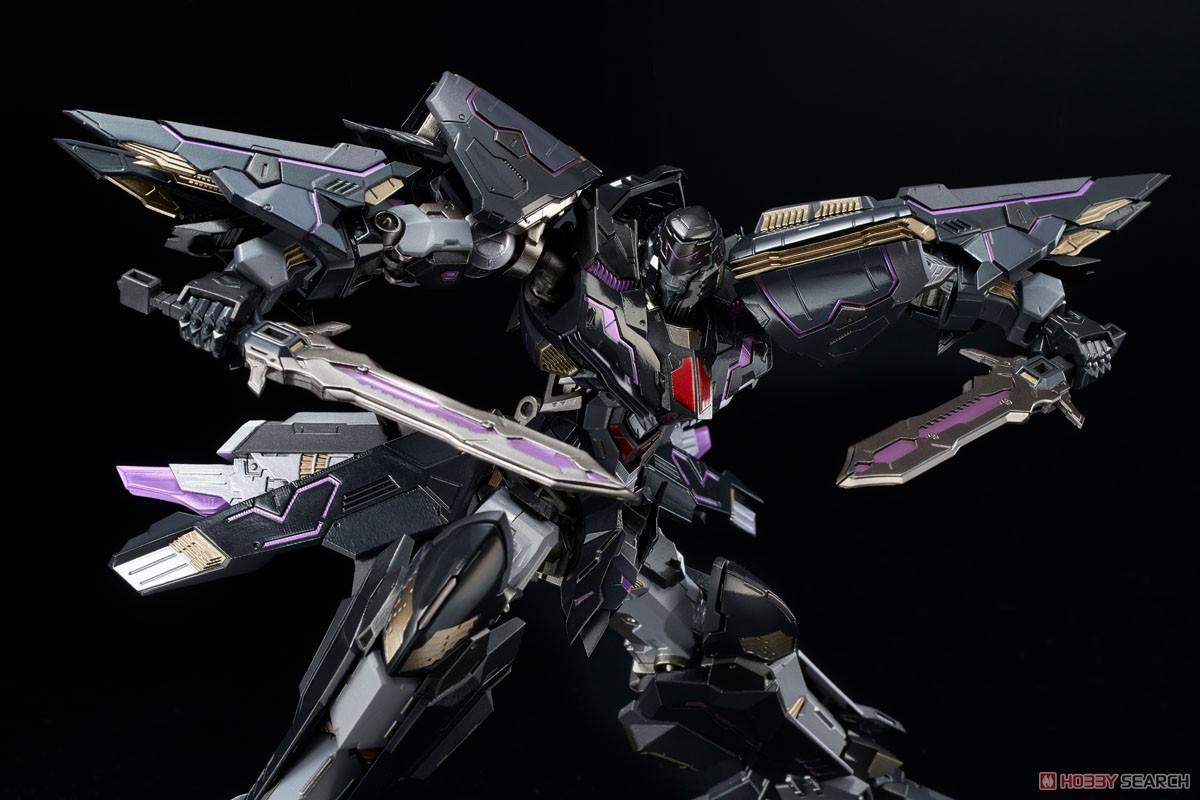 鉄機巧『メガトロン 通常版』トランスフォーマー 可動フィギュア-009