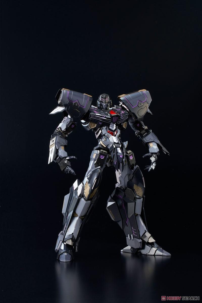 鉄機巧『メガトロン 通常版』トランスフォーマー 可動フィギュア-011