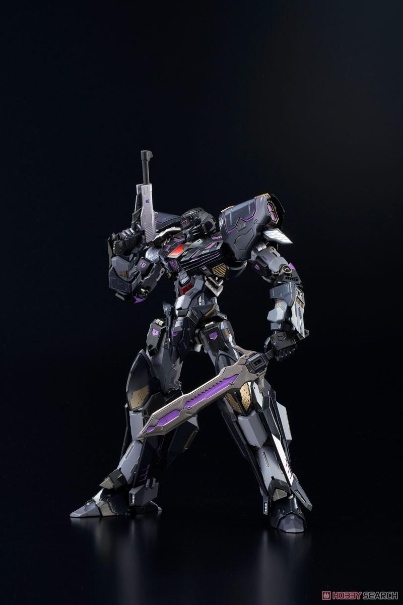 鉄機巧『メガトロン 通常版』トランスフォーマー 可動フィギュア-012