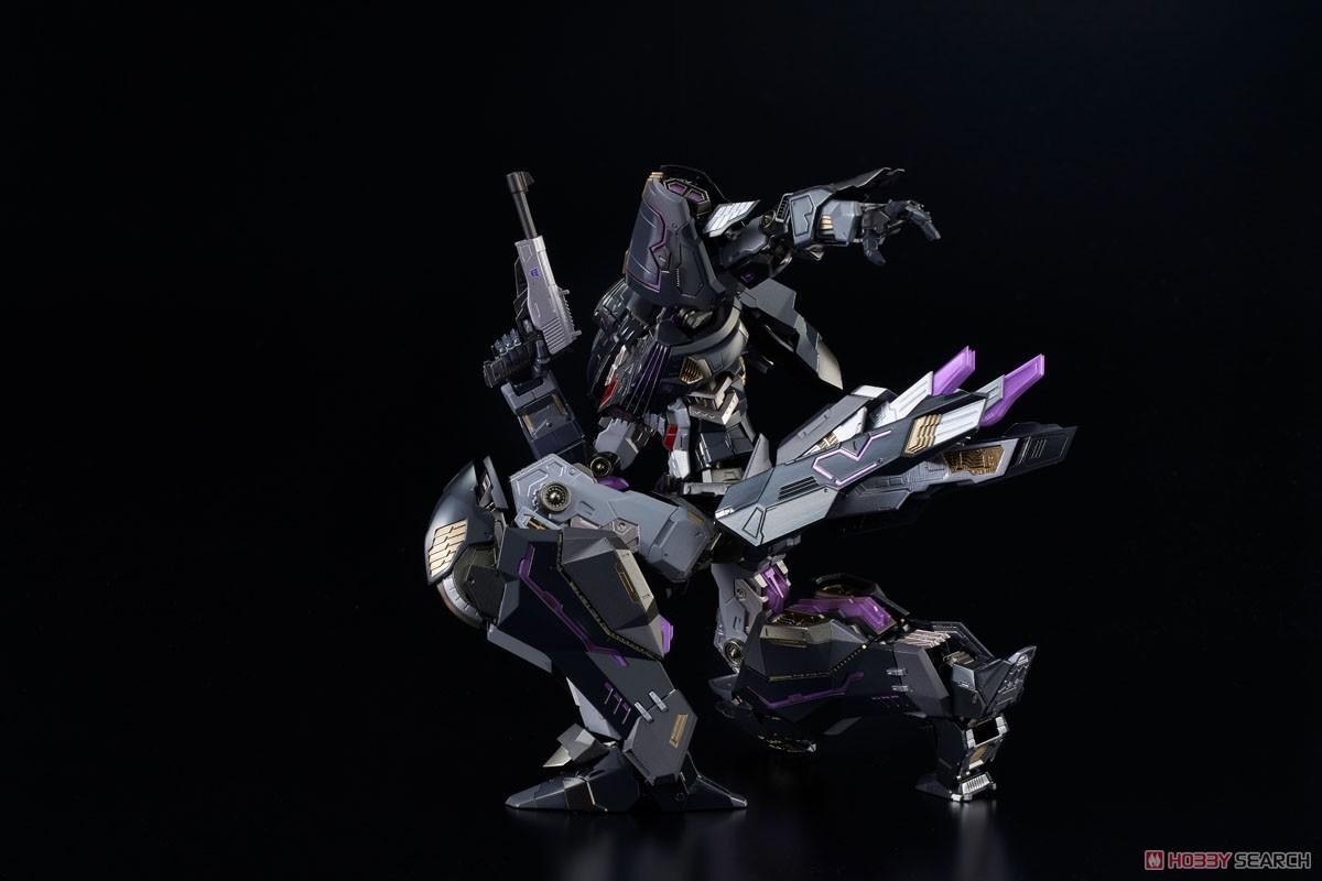 鉄機巧『メガトロン 通常版』トランスフォーマー 可動フィギュア-013