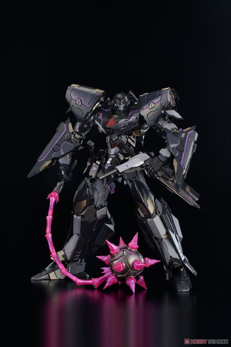 鉄機巧『メガトロン 通常版』トランスフォーマー 可動フィギュア-016