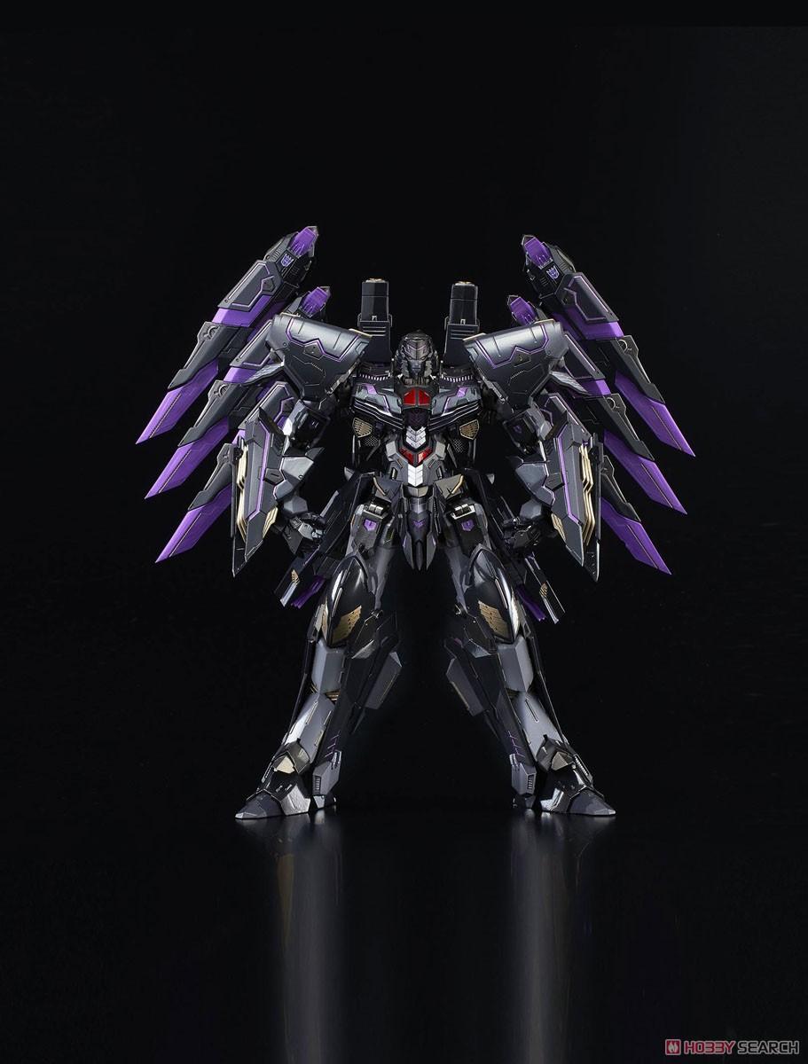 鉄機巧『メガトロン 通常版』トランスフォーマー 可動フィギュア-017