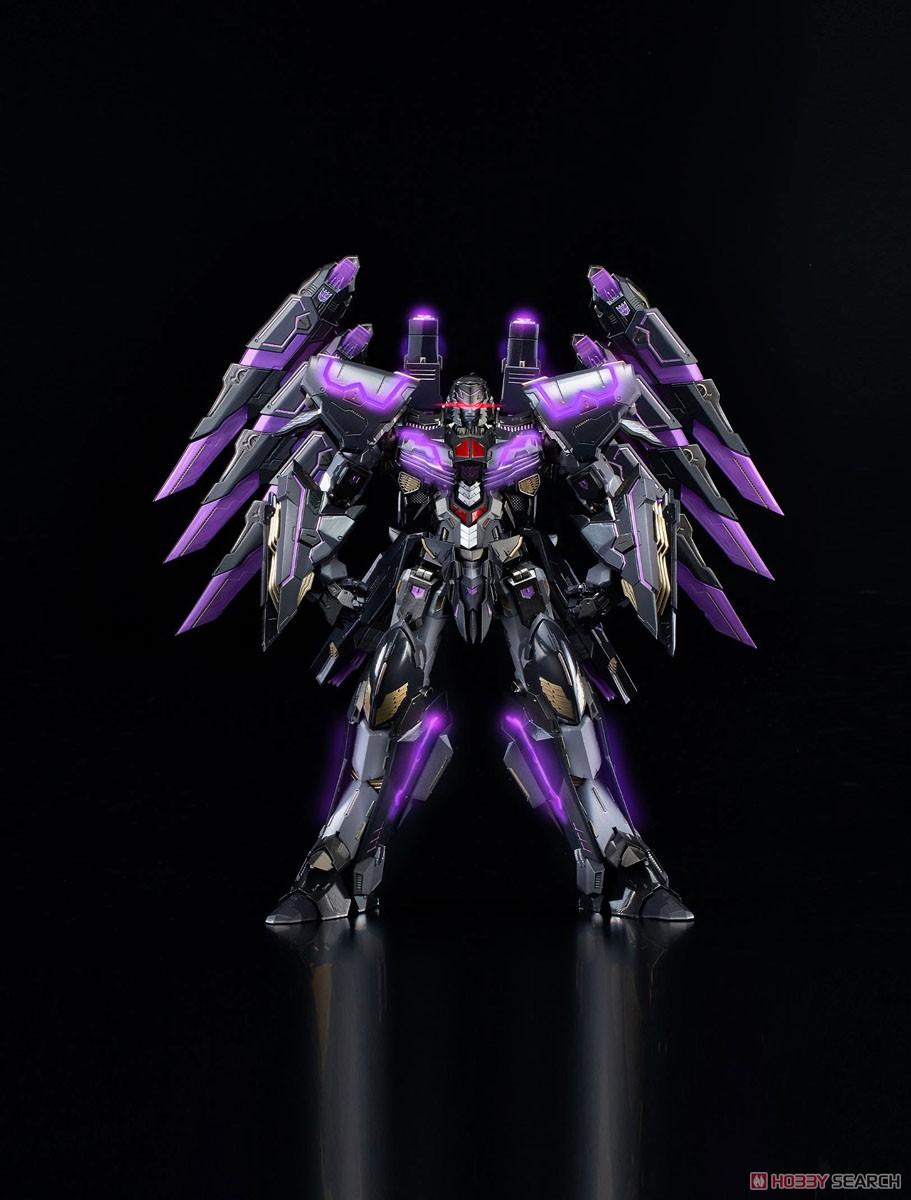 鉄機巧『メガトロン 通常版』トランスフォーマー 可動フィギュア-018