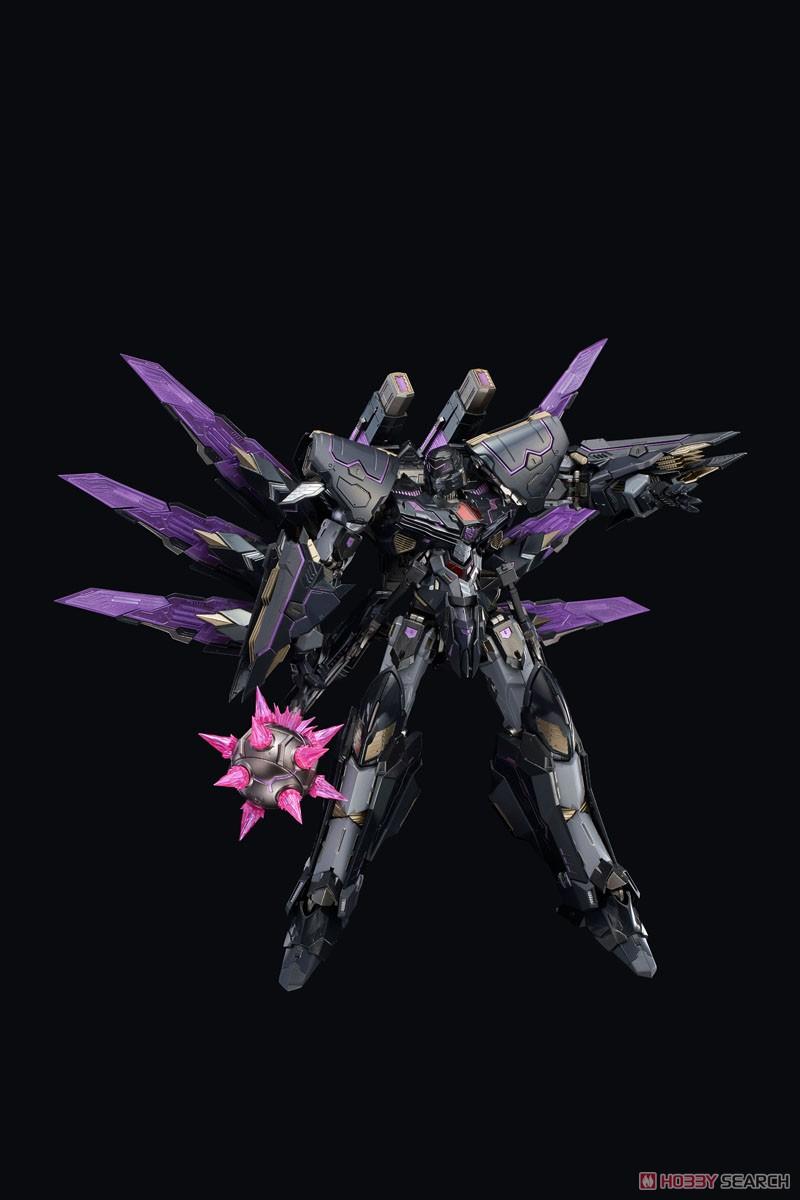 鉄機巧『メガトロン 通常版』トランスフォーマー 可動フィギュア-023