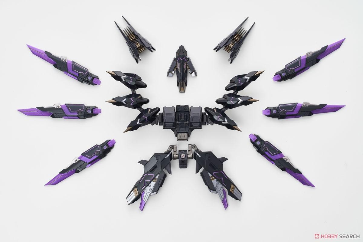 鉄機巧『メガトロン 通常版』トランスフォーマー 可動フィギュア-027