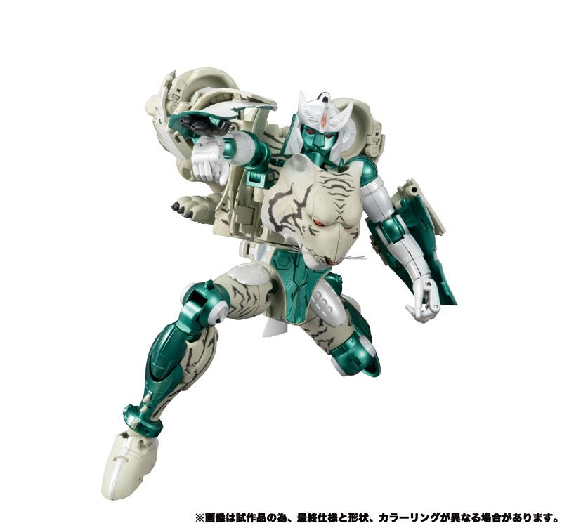 マスターピース『MP-50 タイガトロン』ビーストウォーズ 可変可動フィギュア-009