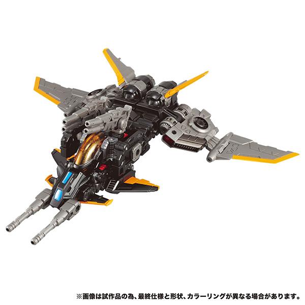 【限定販売】ダイアクロン『DA-56 ヴァースライザー1号〈シャドウキャリバー〉』可動フィギュア