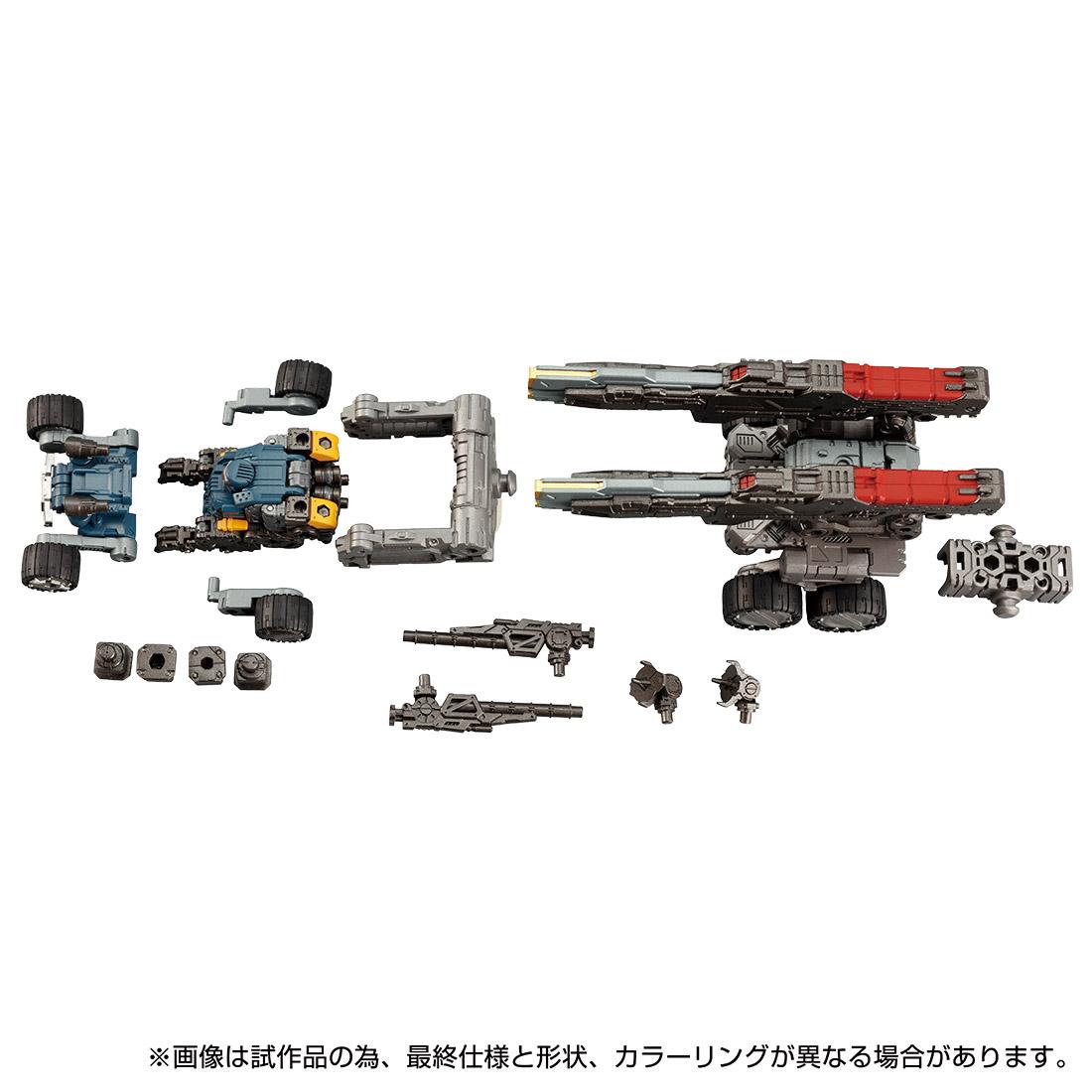 ダイアクロン『DA-55 ヴァースライザー2号』可動フィギュア-003
