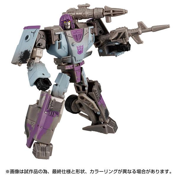 トランスフォーマー ウォーフォーサイバトロン『WFC-01 ミラージュ』可変可動フィギュア