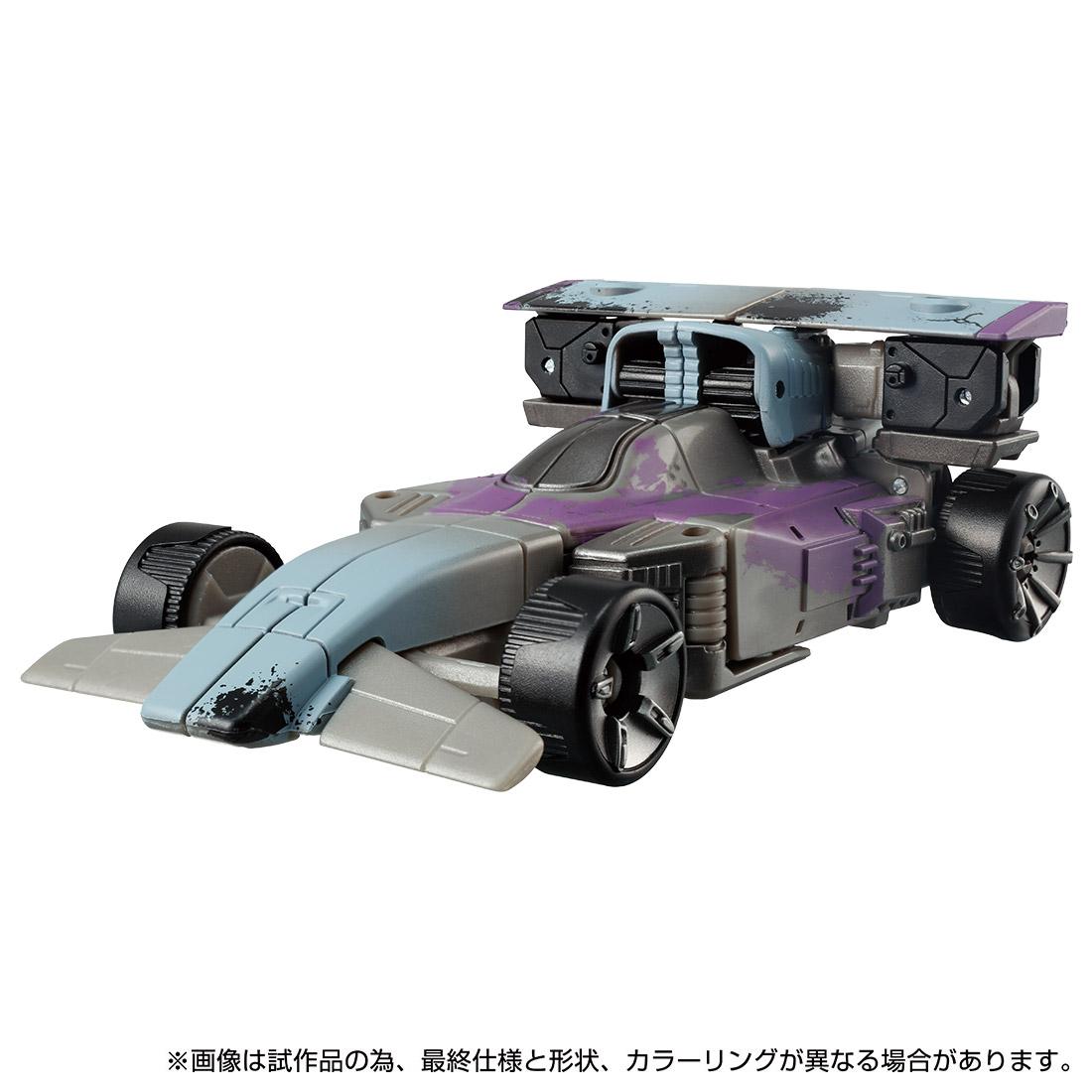 トランスフォーマー ウォーフォーサイバトロン『WFC-01 ミラージュ』可変可動フィギュア-002