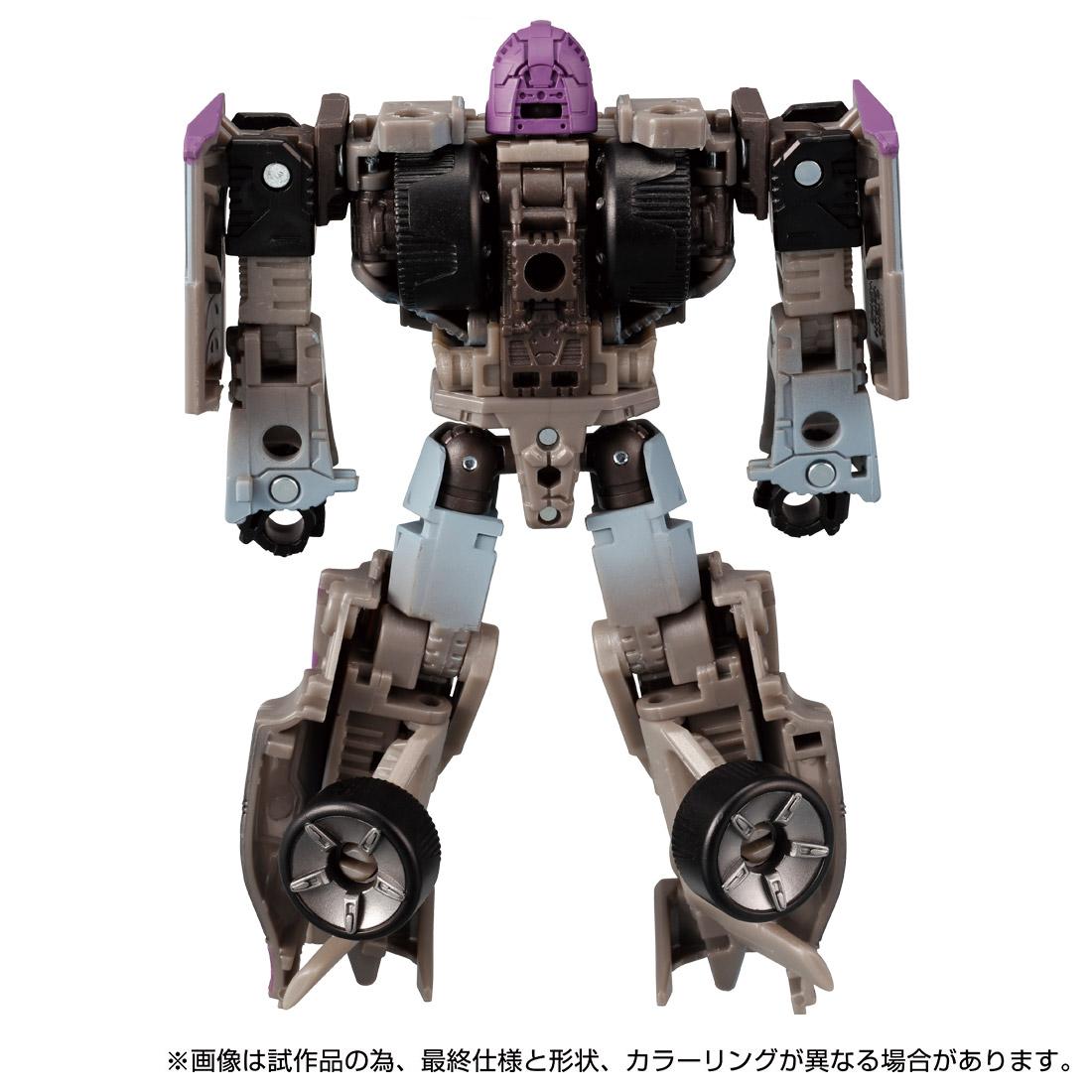 トランスフォーマー ウォーフォーサイバトロン『WFC-01 ミラージュ』可変可動フィギュア-005
