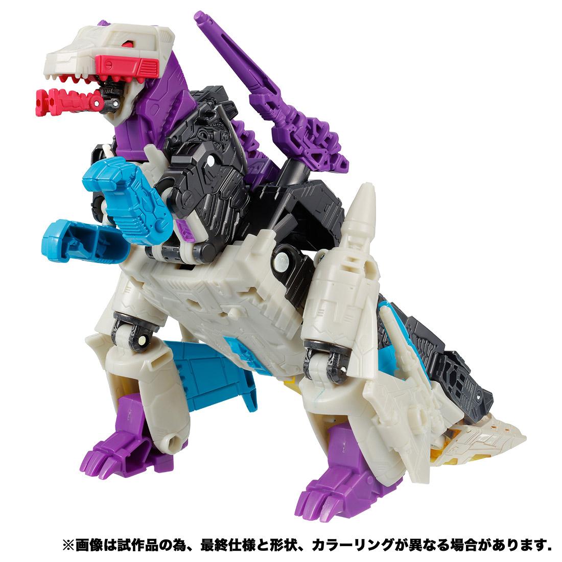 【限定販売】トランスフォーマー アースライズ『ER EX-10 スナップドラゴン』可変可動フィギュア-002