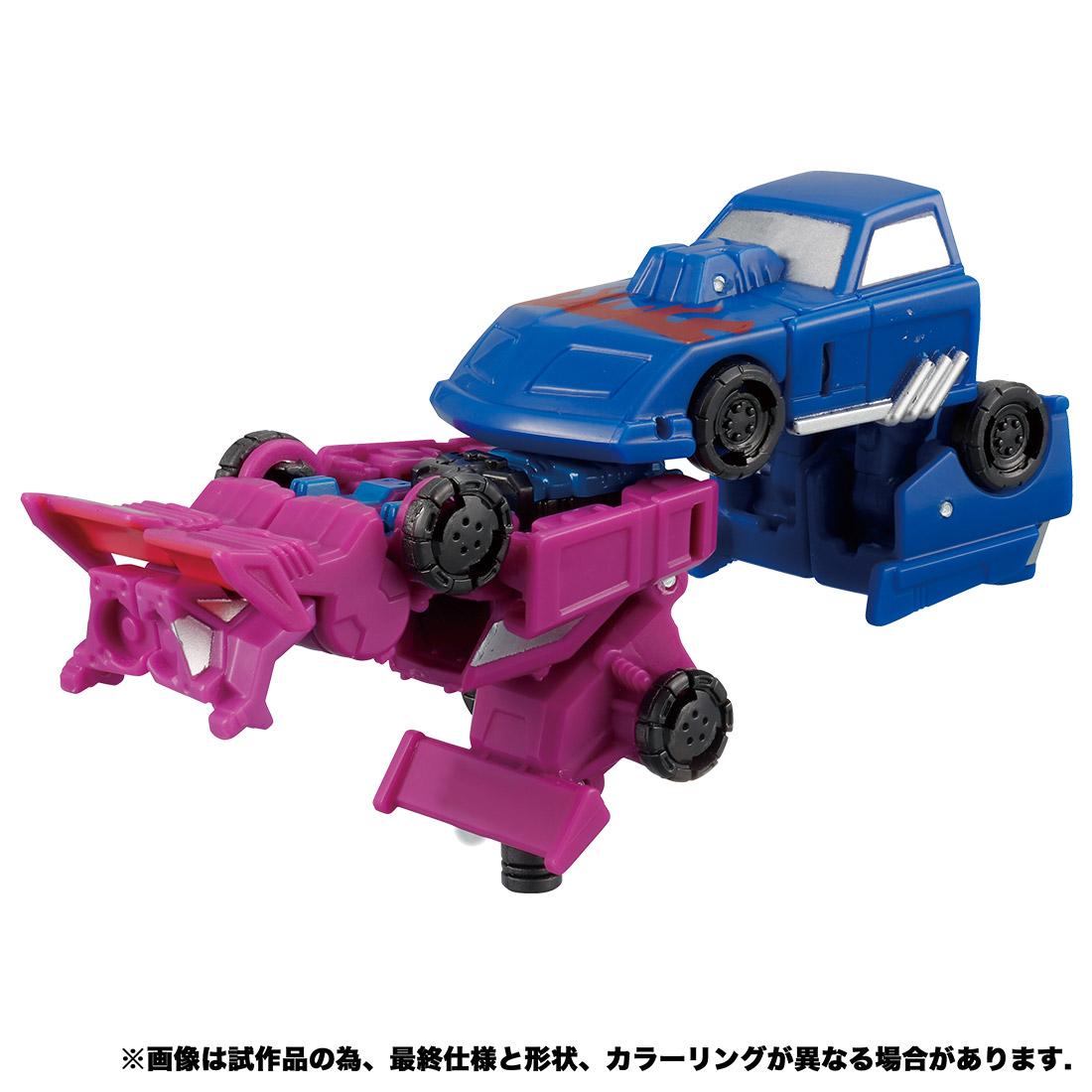 【限定販売】トランスフォーマー アースライズ『ER EX-10 スナップドラゴン』可変可動フィギュア-012