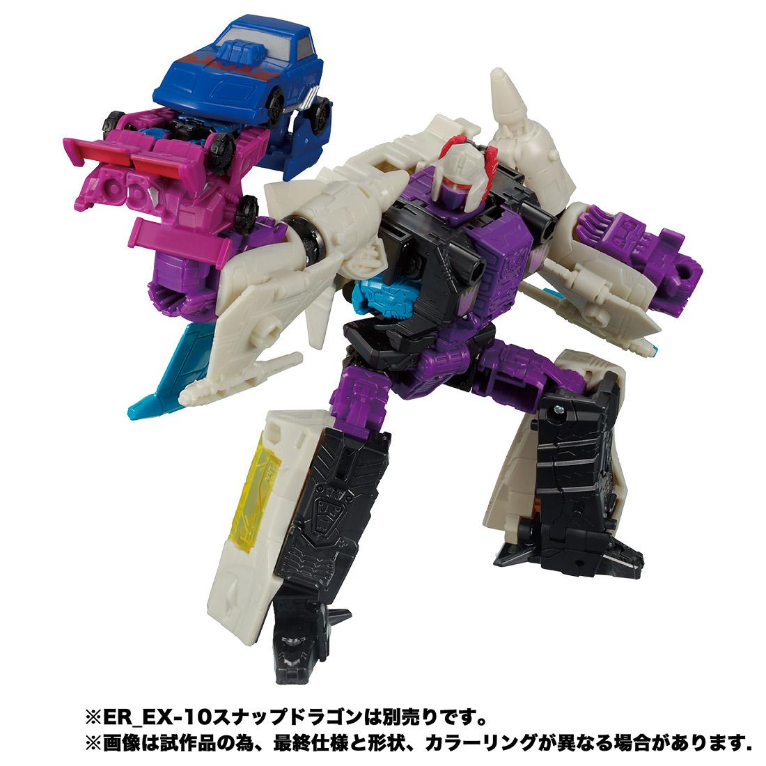 【限定販売】トランスフォーマー アースライズ『ER EX-10 スナップドラゴン』可変可動フィギュア-013