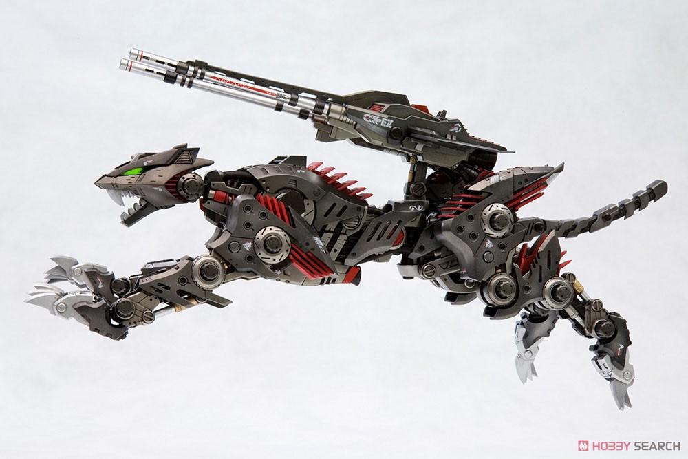 【再販】HMM『EZ-035 ライトニングサイクス マーキングプラスVer.』ゾイド 1/72 プラモデル-003