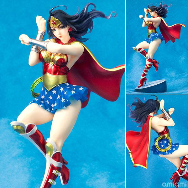 【再販】DC COMICS美少女『アーマード ワンダーウーマン 2nd Edition』DC UNIVERSE 1/7 完成品フィギュア