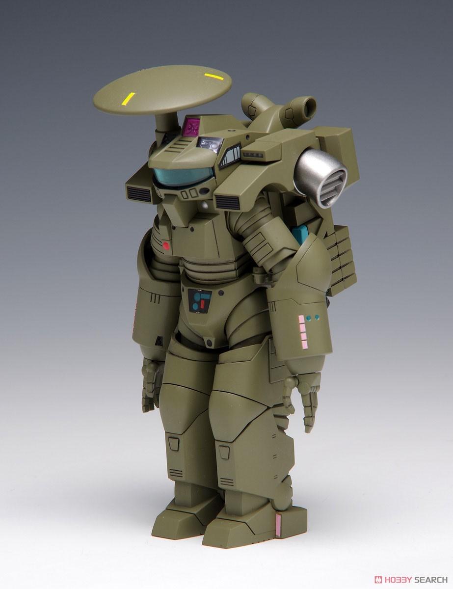 1/20『機動歩兵[指揮官型]』プラモデル-003