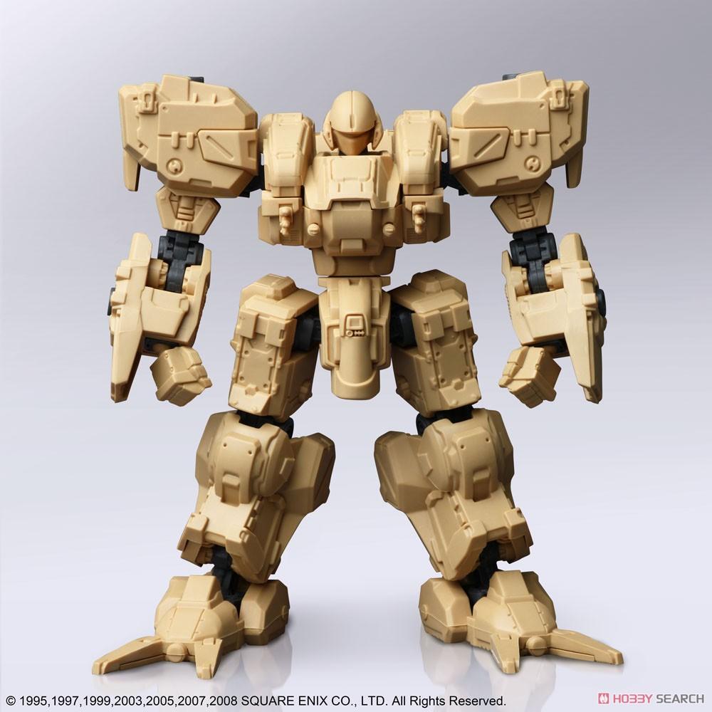 フロントミッション『ストラクチャーアーツ Vol.1』1/72 プラモデル 全4種BOX-001