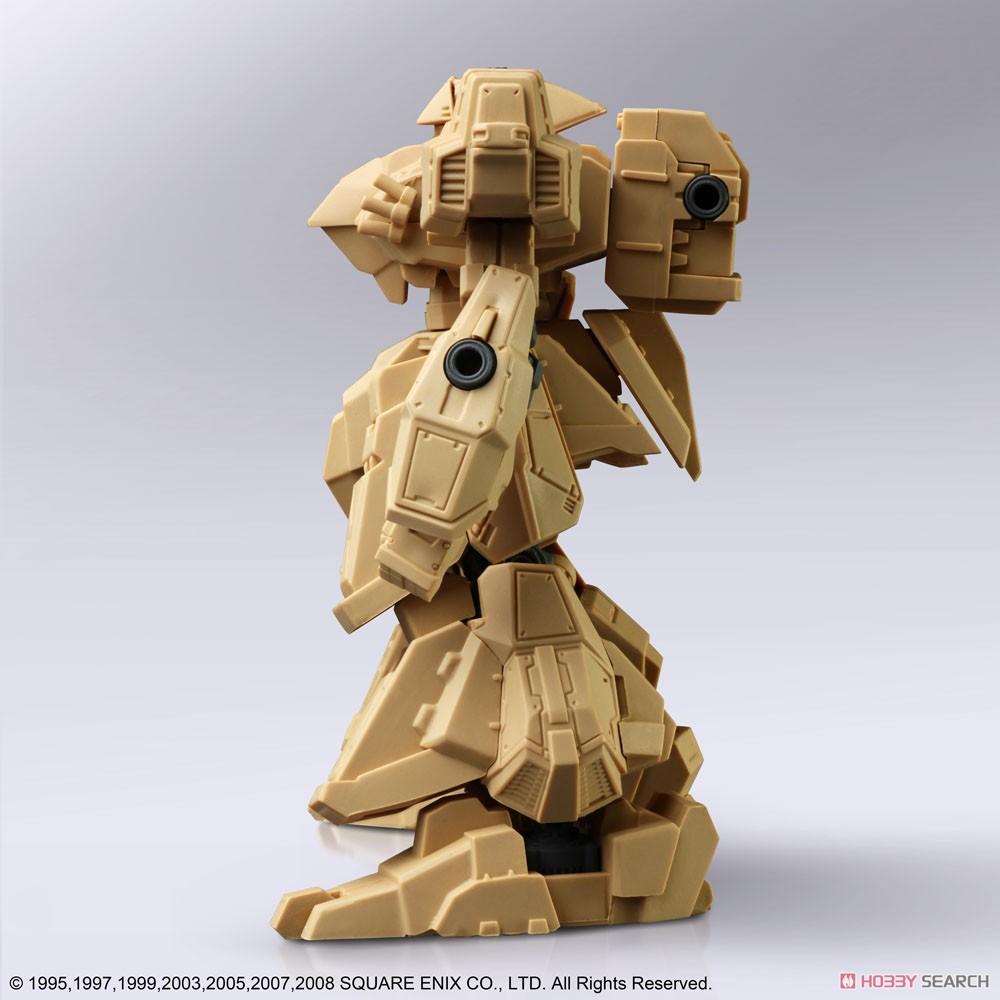 フロントミッション『ストラクチャーアーツ Vol.1』1/72 プラモデル 全4種BOX-012