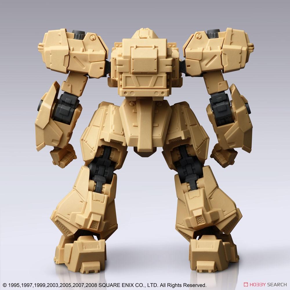 フロントミッション『ストラクチャーアーツ Vol.1』1/72 プラモデル 全4種BOX-013