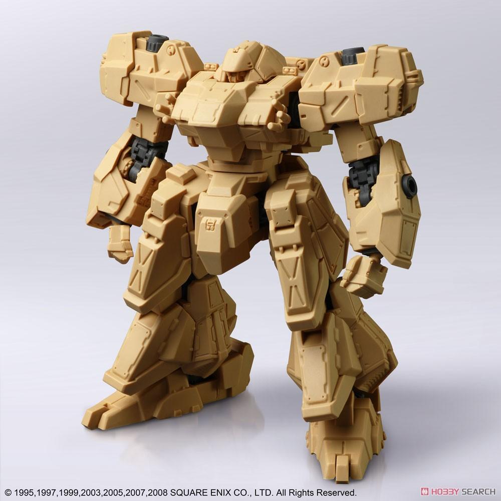 フロントミッション『ストラクチャーアーツ Vol.1』1/72 プラモデル 全4種BOX-014