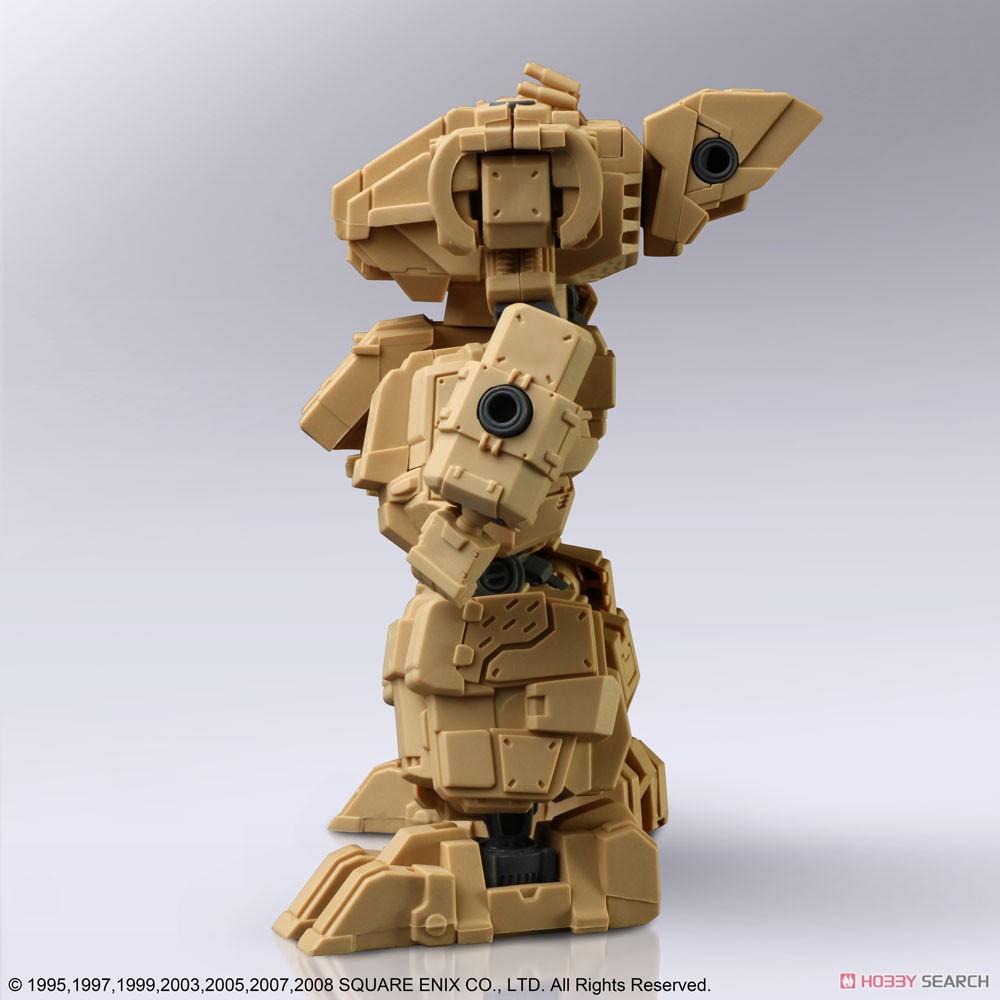 フロントミッション『ストラクチャーアーツ Vol.1』1/72 プラモデル 全4種BOX-017