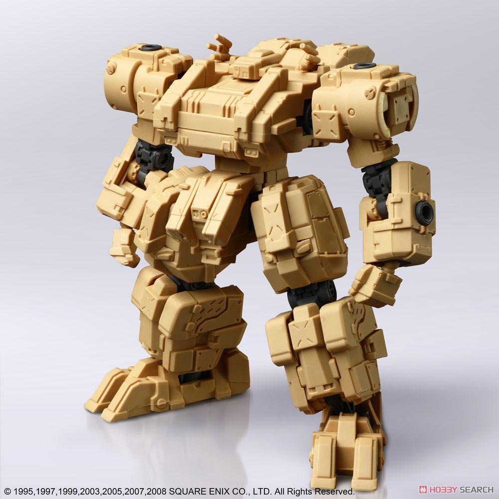 フロントミッション『ストラクチャーアーツ Vol.1』1/72 プラモデル 全4種BOX-019