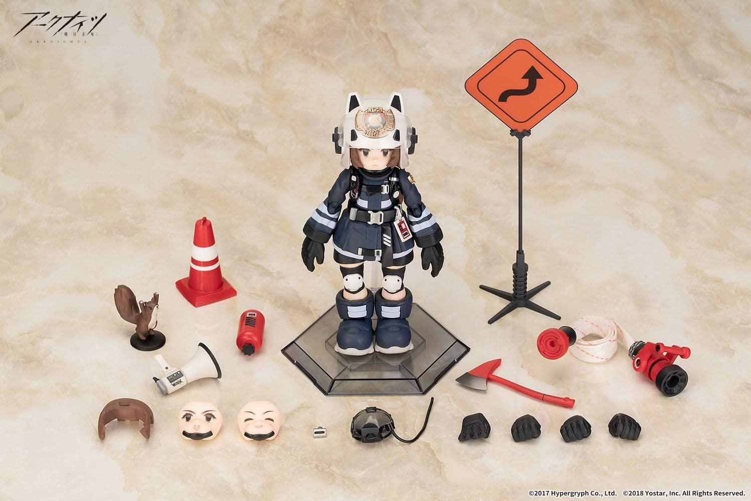 APEX ARCTECHシリーズ『ショウ』アークナイツ 1/8 可動フィギュア-001