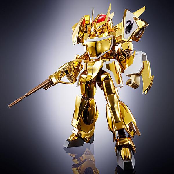 【限定販売】魂SPEC×HI-METAL R『ザカール』蒼き流星SPTレイズナー 可動フィギュア