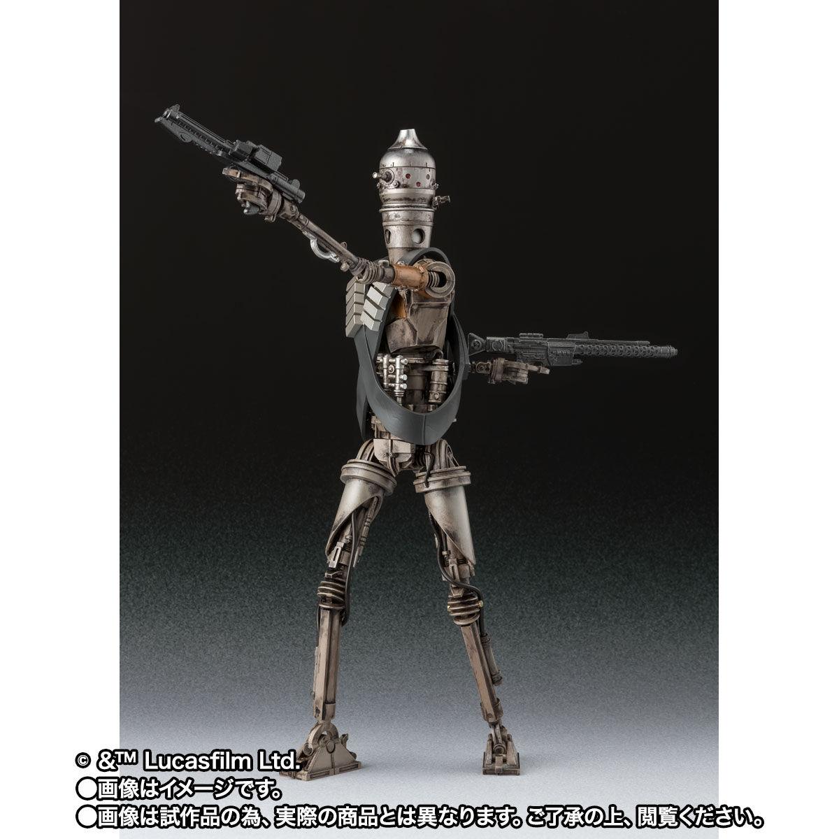 【限定販売】S.H.Figuarts『IG-11(STAR WARS:The Mandalorian)』マンダロリアン 可動フィギュア-004