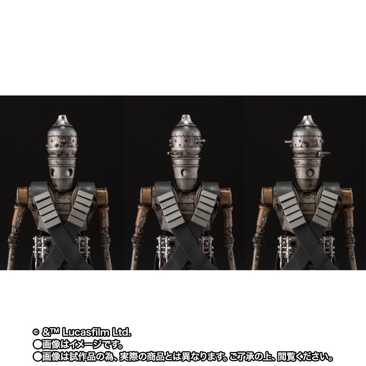 【限定販売】S.H.Figuarts『IG-11(STAR WARS:The Mandalorian)』マンダロリアン 可動フィギュア-006