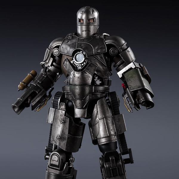【限定販売】S.H.Figuarts『アイアンマン マーク1《Birth of Iron Man》EDITION』アイアンマン 可動フィギュア
