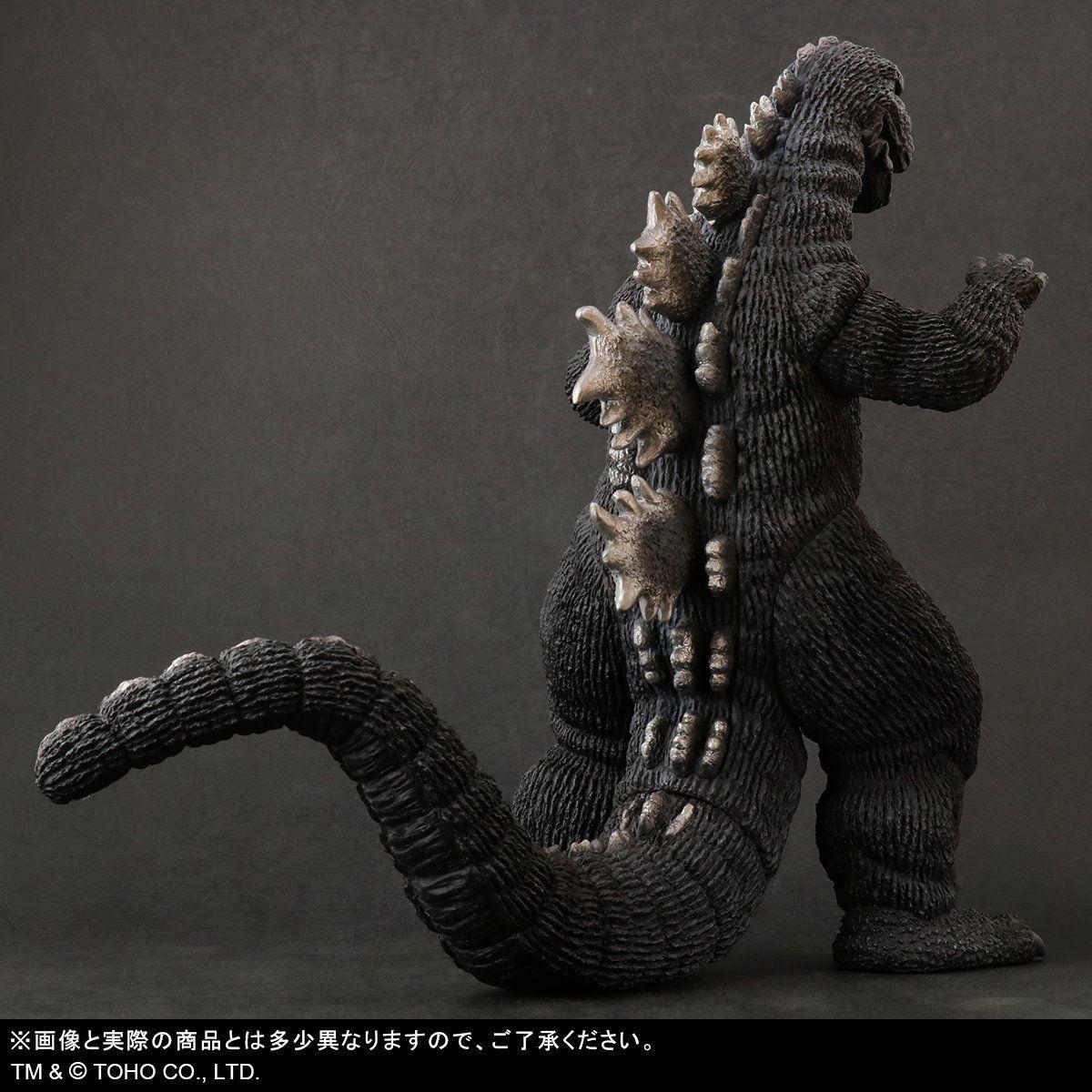 東宝30cmシリーズ『ゴジラ(1975)発光Ver.』メカゴジラの逆襲 完成品フィギュア-005