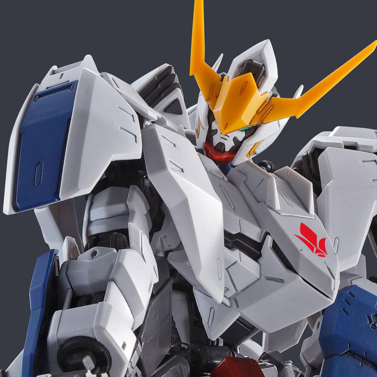 【限定販売】MG 1/100『ガンダムバルバトス用 拡張パーツセット』鉄血のオルフェンズ プラモデル-001